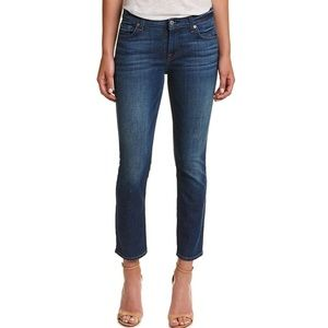 NWT 7FAM Roxanne Ankle Skinny Jeans in Bondi